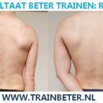 Resultaat beter trainen - Rug