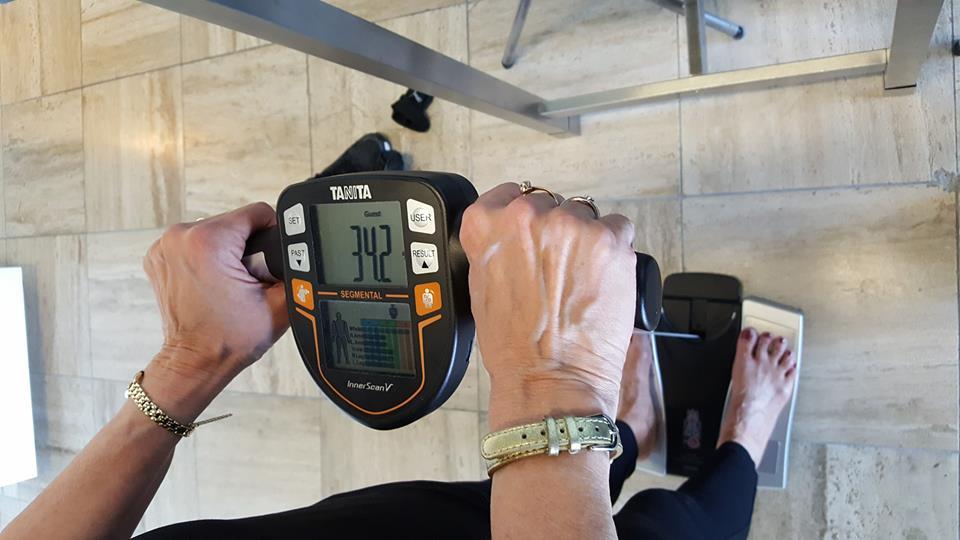 Vetpercentage: een betere maatstaf dan gewicht!