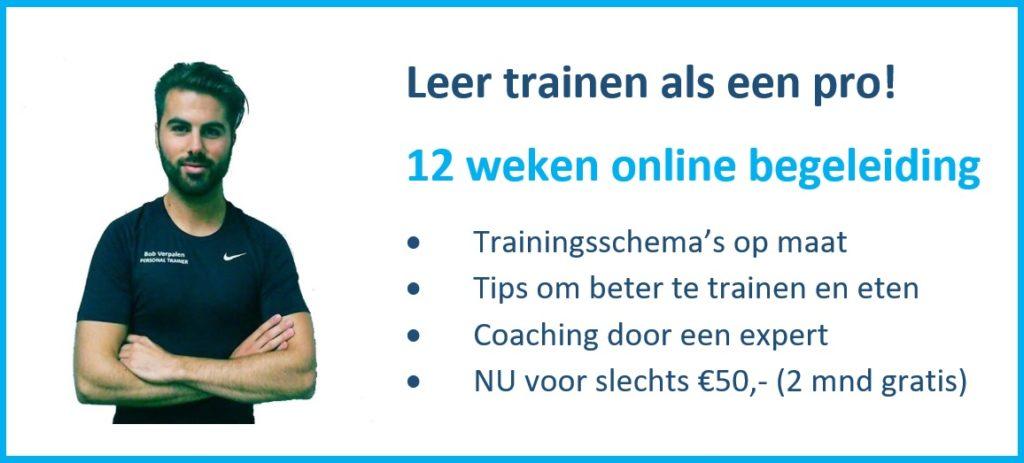 Inschrijven online coaching