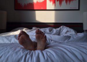 Eiwitten voor het slapen