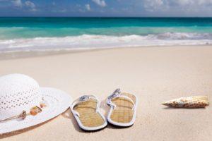 Trainen op vakantie