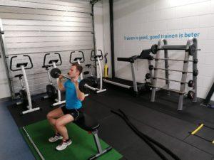 Training voor spiergroei